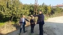 Yenice Köy Deresinde Islah Çalışması