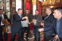 ALTIN REZERVİ - Manisalı Vekilden Mesir Macunlu Tanıtım