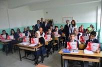 Tercan Anadolu Lisesi Öğrencilerine Tabletleri Dağıtıldı