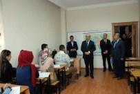 BRANŞ ÖĞRETMENİ - Vali Demirtaş'tan, Üniversite Hazırlık Öğrencilerine Ziyaret