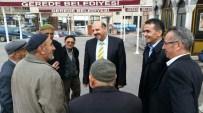 AK Parti Milletvekili Ercoşkun İlçe Ziyaretlerini Sürdürüyor