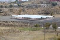 BIT PAZARı - İkinci El Eşya Pazarı Yeni Yerine Taşındı