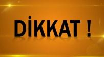RAGIP GÜMÜŞPALA - İstanbul'da Pazar Günü Bu Yollar Kapalı !