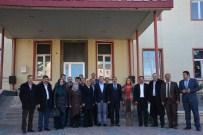 AŞKALE KAYMAKAMI - AK Parti Milletvekili Taşkesenlioğlu Aşkale'de