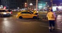 Başkent'te Trafik Kazası Açıklaması 5 Yaralı