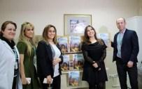 GÜLHAN TEKİN - Hastane Çalışanlarından Köy Okuluna Kitap Bağışı