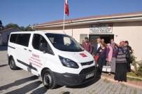 ŞEHİT AİLELERİ - MHP Lideri Devlet Bahçeli Şehit Aileleri Ve Gaziler Derneği'ne Minibüs Hibe Etti