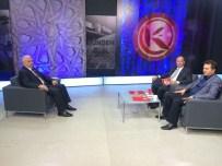 2008 YıLı - Rektör Koçak, Kardelen TV'de Soruları Cevapladı