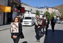 SEYIT RıZA - Seyit Rıza Ve Arkadaşları İçin Tunceli'den Elazığ'a Yürüyorlar