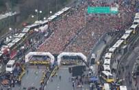SOKAK SANATÇILARI - Vodafone İstanbul Maratonu Yarın 37. Kez Koşulacak