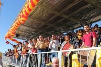 İHSAN AYRANCI - Kızılcabölük Spor Tesisi Açıldı