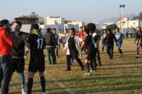 NEJAT İŞLER - Nejat İşler'in başkanlığını yaptığı Gümüşlük Gençlikspor maçında arbede