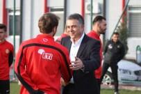 SEFER YıLMAZ - Eskişehirspor'da Torku Konyaspor Maçı Hazırlıkları