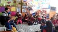 GEYRE - Karacasu'da Üniversiteliler Miniklerle Buluştu