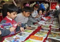 Palu'da Kitap Fuarı Açıldı