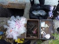 Polis Ekipleri Metruk Binada Kaleşnikof Buldu