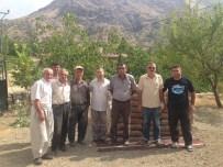 HAMZALAR - Agip'ten, Cami Minaresi Yapımına Yardım Kampanyası
