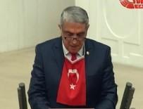 MİLLETVEKİLİ YEMİN TÖRENİ - AK Partili Necip Kalkan böyle yemin etti