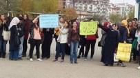 BARIŞ MANÇO - AKÜ'de Formasyon Uygulaması Protestosu