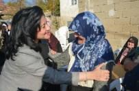 TAHIR DEMIR - Kırklareli Valisi Civelek, Köy Ziyaretlerine Devam Ediyor