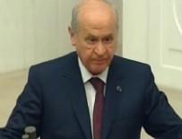 MİLLETVEKİLİ YEMİN TÖRENİ - MHP lideri Devlet Bahçeli yemin etti