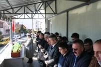 NURETTIN YıLMAZ - Öldürülen Taksici Son Yolculuğuna Uğurlandı