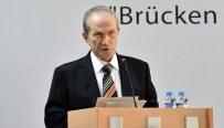 GERHARD SCHRÖDER - Özaltın Açıklaması 'Turizmi Bir Barış Hareketi Olarak Görüyoruz'