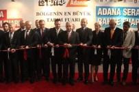 TEKNOLOJİ FUARI - Adana Tarım Fuarı Açıldı