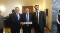 MEHMET ERDEM - AK Parti'nin Aydın Vekillerinden Yemin Töreninde İncir İkramı
