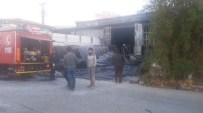 ÇELİK KAPI - Çelik Kapı İmalathanesinde Patlama