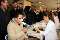 KOAH - ERÜ'de Vatandaşlara Ücretsiz Koah Testi Yapıldı
