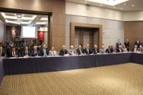 HALUK DURSUN - Konya'da 'Mesleki İnceleme Ve Araştırma' Toplantısı