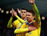 CESAR - Ukrayna Fransa biletini riske etmedi
