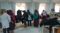 SEKILI - Osmancık'ta Öğrencilere Kaban Yardımı
