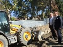 Taşköprü Cumhuriyet Meydan Projesi'nde Sona Yaklaşılıyor