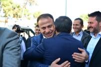 ZEYİD ASLAN - AK Parti Tokat Milletvekillerinin Teşekkür Ziyaretleri