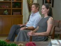 BRAD PİTT - Brad Pitt: Angelina'nın yerinden olsaydım...