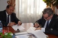 Çankırı Karatekin Üniversitesi Romanya Lucian Blaga Üniversitesi İle Stratejik Ortaklık Anlaşması İmzaladı.