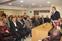 EMIN ÇıNAR - MHP Eski Kastamonu Milletvekili Emin Çınar,