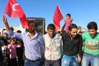 HIZBULLAH - Suriyeliler AK Parti'nin Zaferini Kutladı