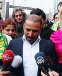 SINAN ŞAMIL SAM - Türkiye Gençlik Ve Spor Konfederasyonu'ndan Sinan Şamil Sam İçin Başsağlığı Mesajı