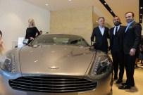 JAMES BOND - Aston Martın İzmir Showroomu Açıldı