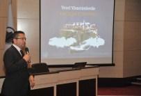 Başkan Tiryaki Altındağ'ı Anlattı