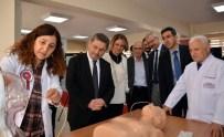 Bezmialem Vakıf Üniversitesi'nde Dünya Standatlarında Türkiye'nin İlk En Kapsamlı Osce Ve Beceri Laboratuvarı Açıldı