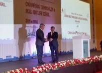 DOĞAL AFET SIGORTALARı KURUMU - Çevre Ve Şehircilik Bakanlığı'ndan Kent Bilgi Sistemi'ne Ödül