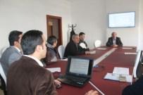 FARUK ÖZDEMIR - Turhal'da İnternet Kafe İşletmecilerine Eğitim