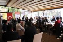 Bartın'da Eğitim Bir-Sen İl Divan Toplantısı Yapıldı