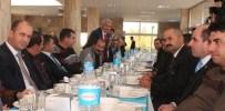 ŞEHİT AİLELERİ - Elazığ Valisi Şehit Aileleri Dernekleri İle Bir Araya Geldi