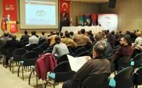 TÜRKER ARSLAN - Sporda Müsabaka Güvenliği Ve Tahkim Konulu Panel Düzenlendi
