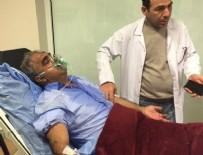 AHMET TÜRK - HDP'li Mithat Sancar hastaneye kaldırıldı!